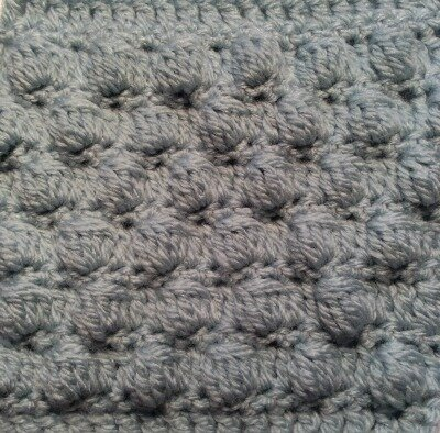 Textured Crochet Stitches