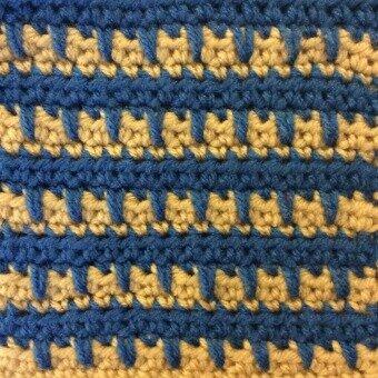 Textured Crochet Stitches