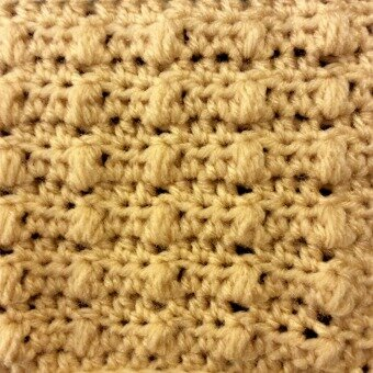 Crochet Stitches With Texture : Textured Crochet Stitches